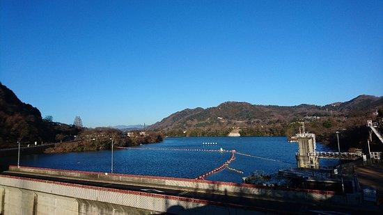 Sagamihara, Ιαπωνία: 津久井湖