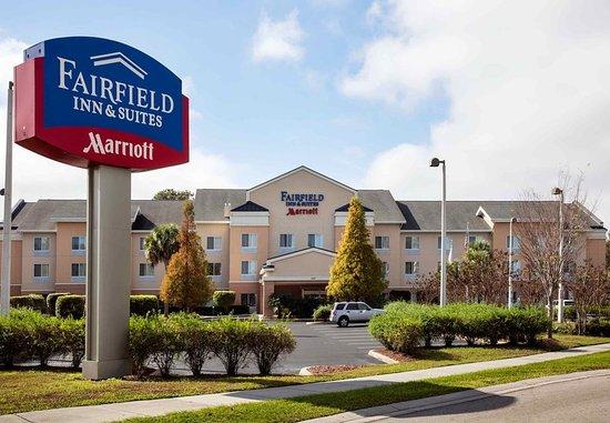 Fairfield Inn & Suites by Marriott Lakeland Plant City: Exterior