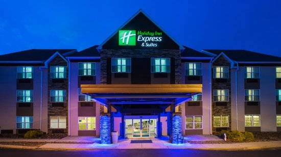 Holiday Inn Express & Suites Wyomissing: Exterior