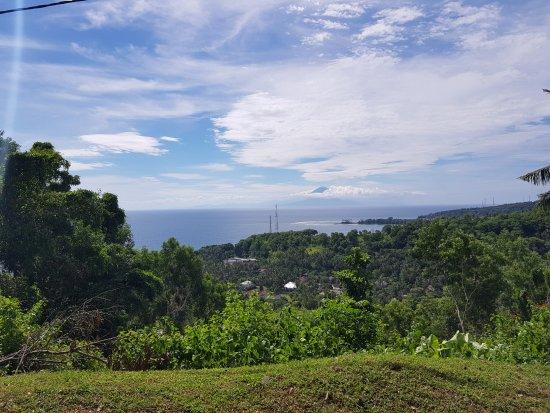 Mataram, Indonesia: puncak lombok