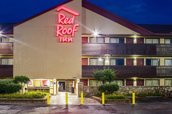 Exterior Kuva Red Roof Inn Southfield Southfield Tripadvisor