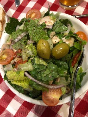 Taylor, MI: House salad