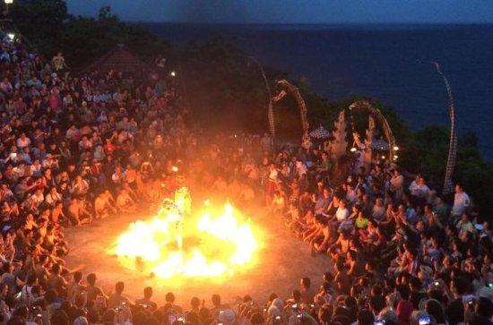 Private Uluwatu Temple and Kecak Fire...