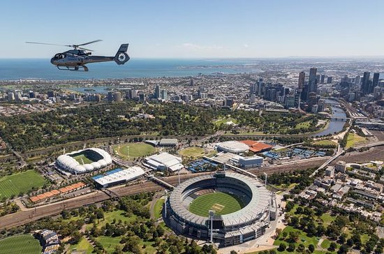 Heart of Melbourne Helicopter Tour