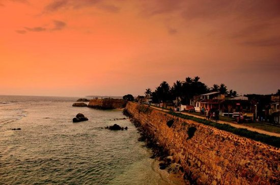 Galle Fort & Jungle Beach Day Trip ...