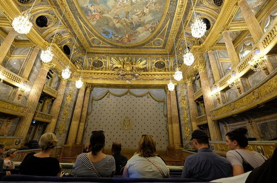 An Evening at Versailles: Small Group Tour After the Crowds with...