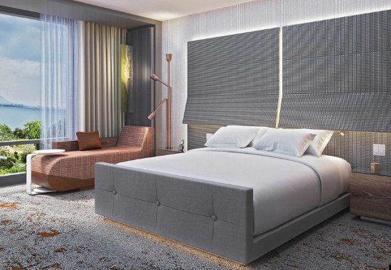 Menlo Park, كاليفورنيا: Guest room