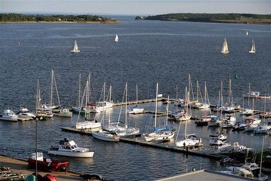Delta Hotels Prince Edward Island Parking