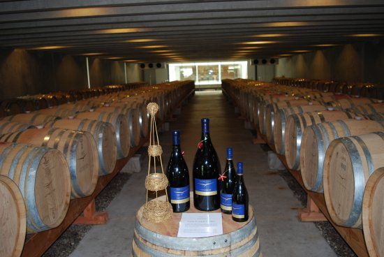 Peregrine Wines: Peregrine winery