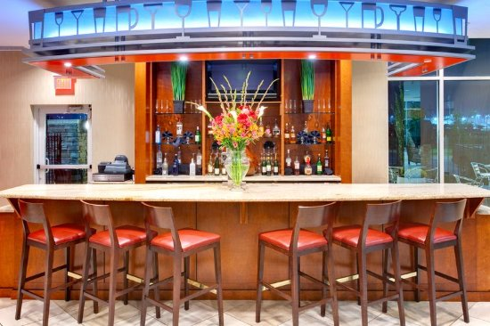 هوليداي إن ساوثهافين سينترال - ممفيس: Bar/Lounge