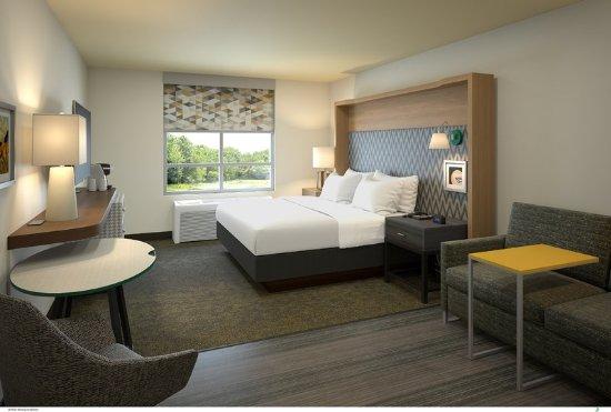 Farmington Hills, MI: Guest room
