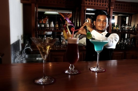 Empress Angkor Resort & Spa: Bar/Lounge