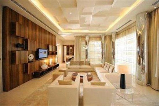 Raffles Dubai: Suite