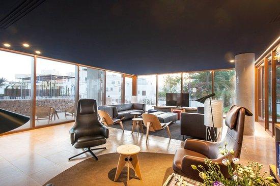 Talamanca, Spain: Bar/Lounge