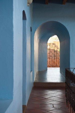 Hotel Azul de Oaxaca : Pasillo