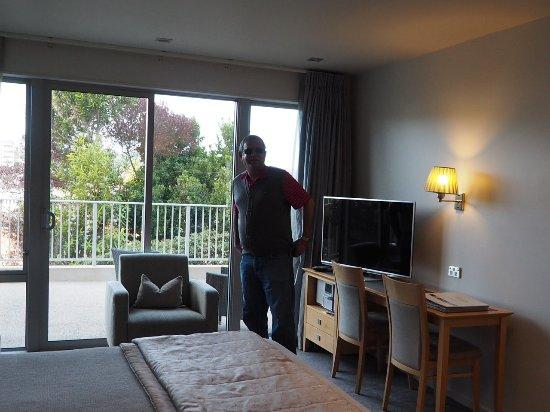 Bluestone on George: Nice room with Balcony