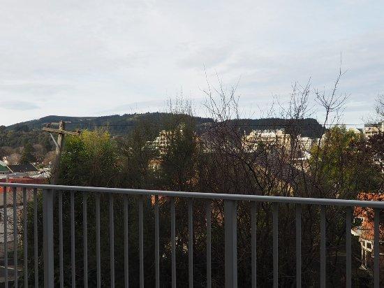 Bluestone on George: Nice views from the balcony