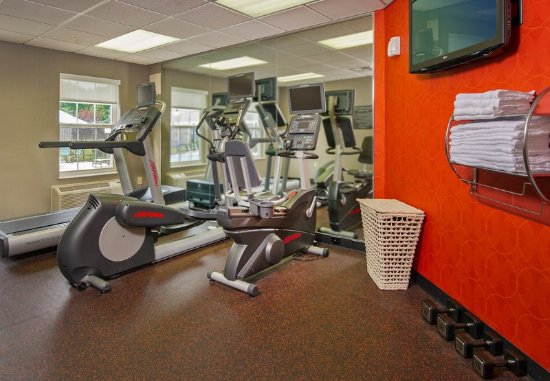 Residence Inn Columbia: Health club