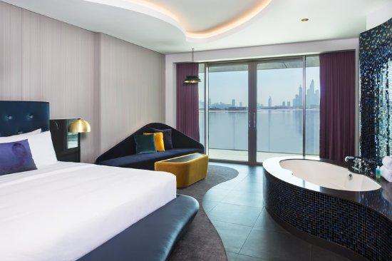 Dubai Palm Hotel: Guest room