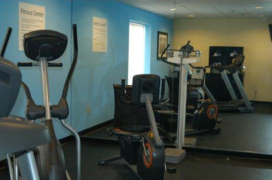 Holiday Inn Express Athens: Health club