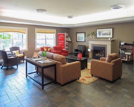 Quispamsis, Canadá: Lobby