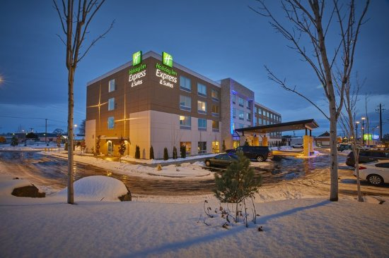 Holiday Inn Express & Suites Hermiston Downtown: Exterior