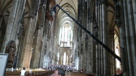 Cathédrale de Cologne : cathedral