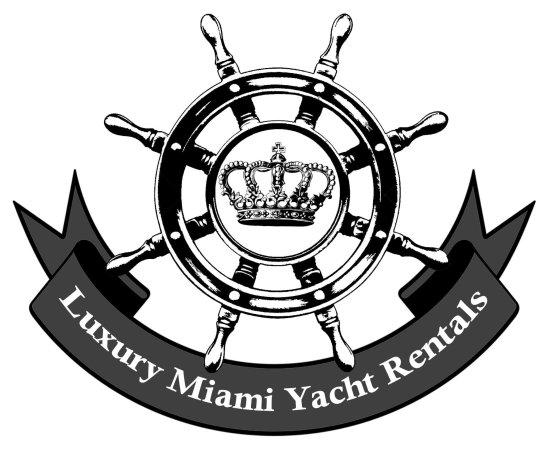 Miami Beach, FL: Luxury Miami Yacht Rental New Logo