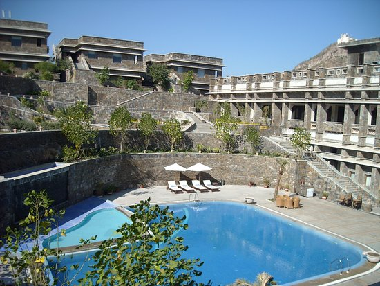 Ramada udaipur resort and spa rajasthan hotel reviews photos rate comparison tripadvisor for Hotel in udaipur with swimming pool