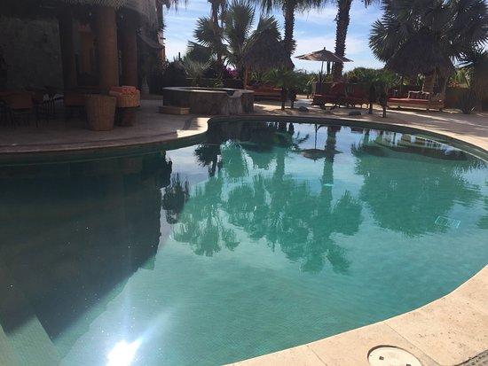 Rancho Pescadero: one of 2 pools