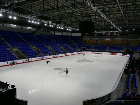 Doug Mitchell Thunderbird Sports Centre