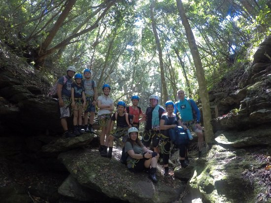 Wilderness, Sydafrika: Our group!