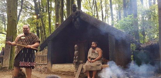 Maorilandsbyen Tamaki: 20180113_171035_large.jpg