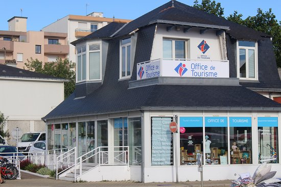 L'office de tourisme de Pornichet