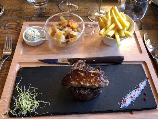 Restaurant le vieux chalet champery restaurant reviews - Le verre y table restaurant viroflay ...
