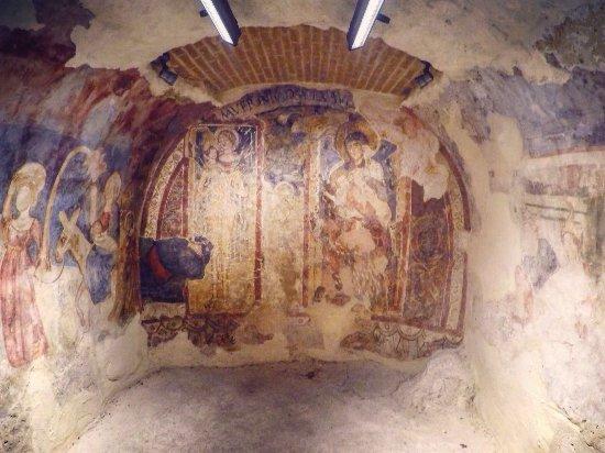 Cripta della Madonna del Latte