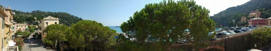 Albergo Lungomare: Panoramic view from the terrace