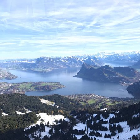 lucerne to mount pilatus how to go