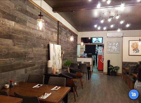 New Japanese restaurant in Sackville
