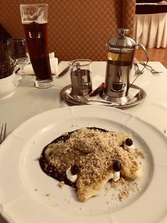 Povazska Bystrica, Σλοβακία: Dessert maybe?