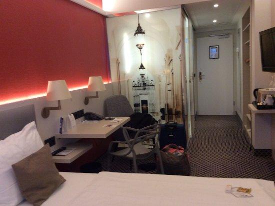 Best Western Hotel Leipzig City Center: Quite modern and clean