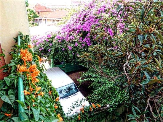 H tel au jardin d 39 antanimena antananarivo madagaskar for Au jardin review