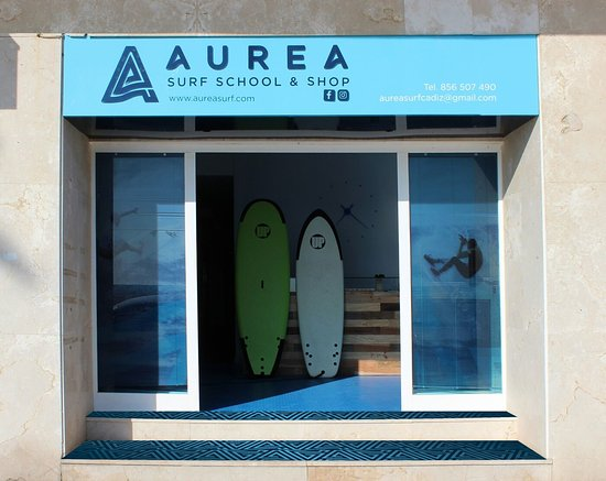 Aurea Surf School