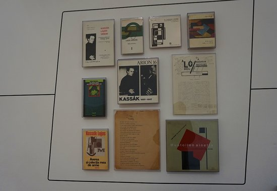 Kassak Museum: His published books
