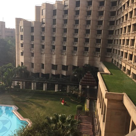 Hyatt Regency Delhi: Comfy stay !!! It was lovely to have spend two days in this property. Amazing staff and food esp