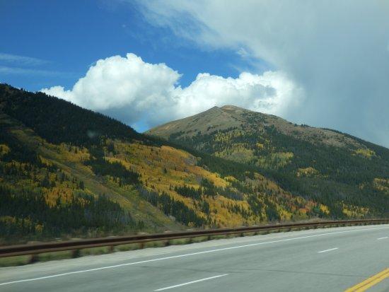 Peak to Peak Scenic Byway: De eerste herfstkleuren