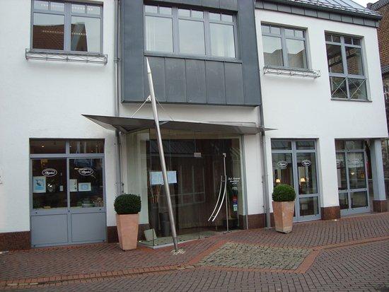 Stadthagen, Deutschland: Eingangsbereich
