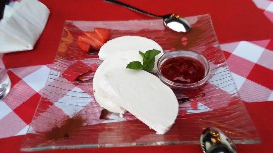 Chez Mantisi: dessert