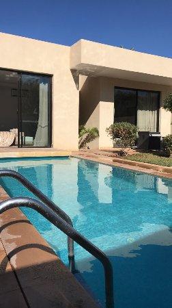 Sirayane Boutique Hotel & Spa: Vue de la piscine