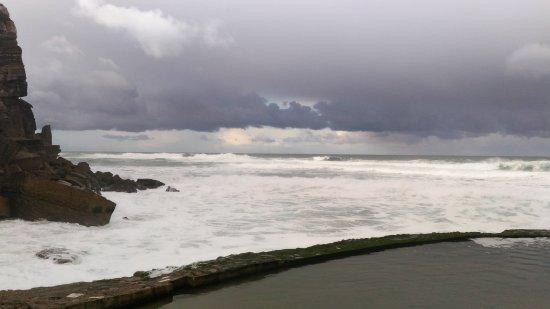 Lugar das Piscinas das Azenhas do Mar: Piscina de Azenhas do Mar